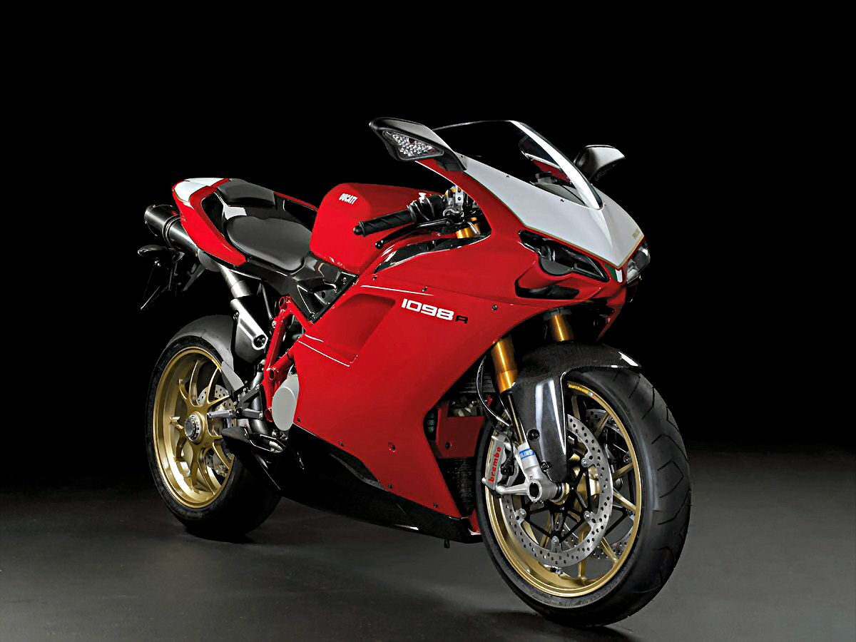 Ducati Superbike 1098 2009 wallpapers #12482