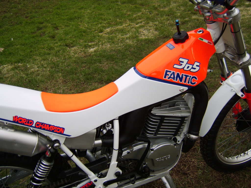 Fantic 125 Strada LC 1985 wallpapers #137759
