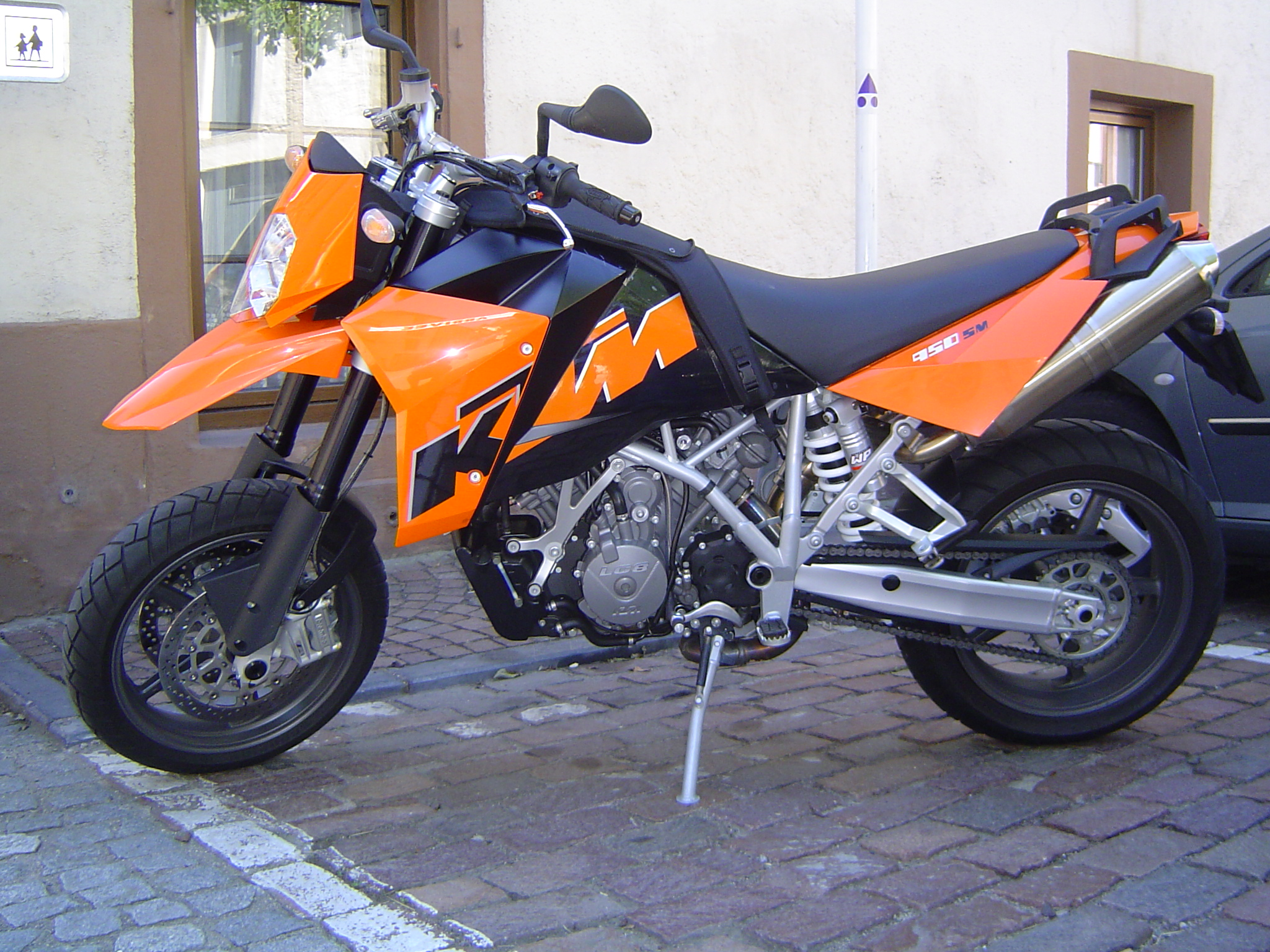 Highland 950 V2 Outback Supermoto 2008 images #169798
