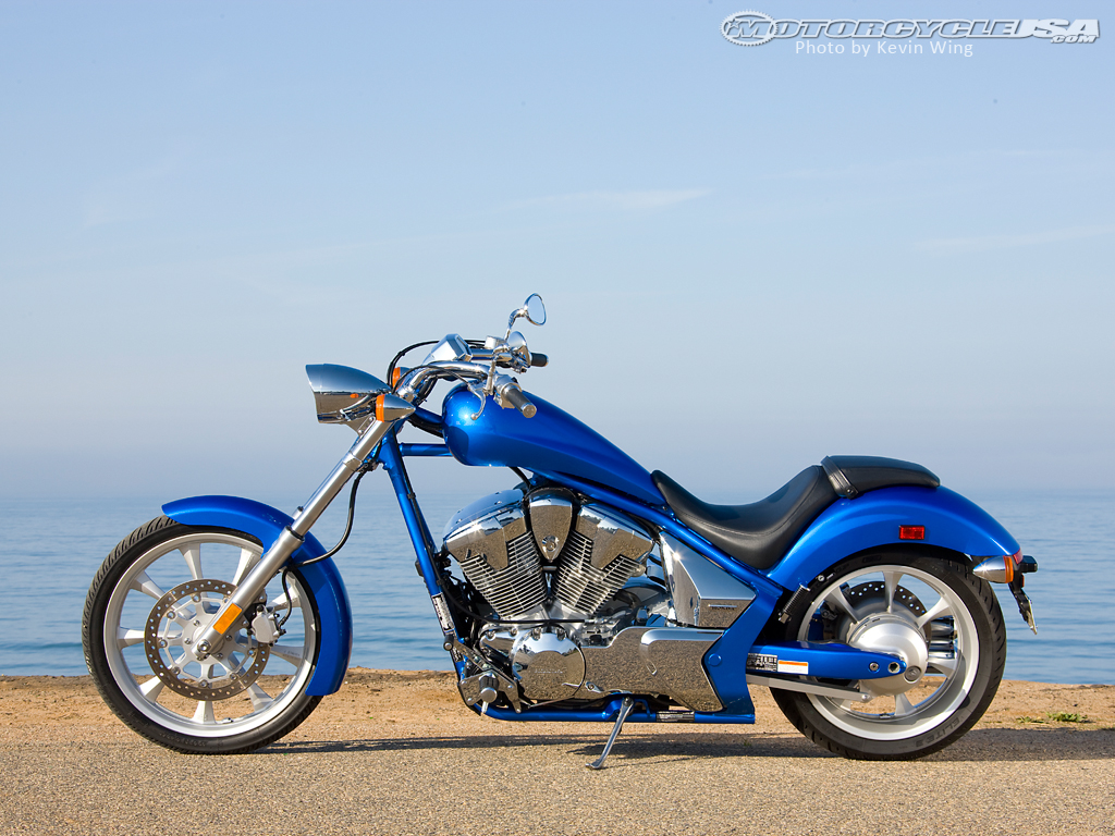 Honda Fury ABS images #83362