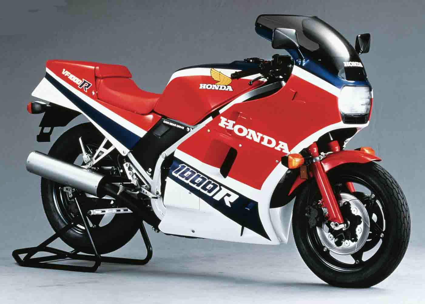 Honda VF 1000 F 1986 wallpapers #133696