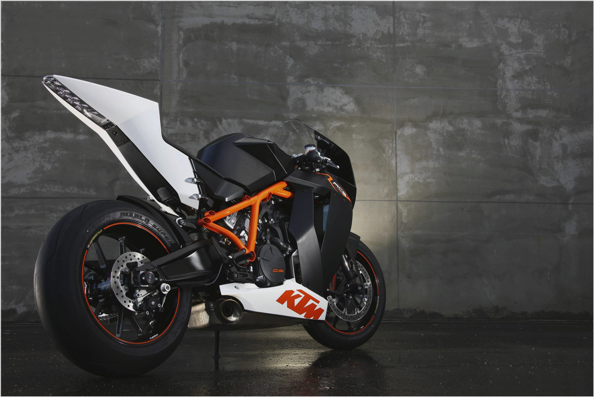 KTM RC8 2009 wallpapers #135482
