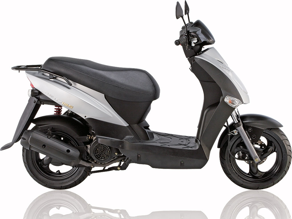 Kymco Agility 50 2008 wallpapers #139549