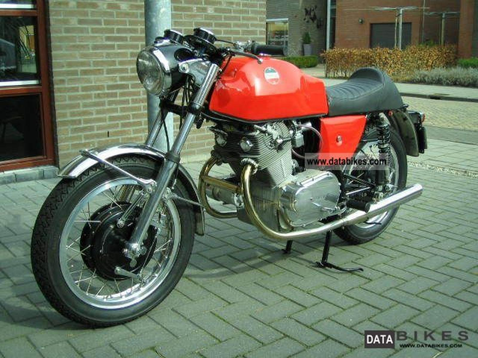 Laverda 650 Ghost Strike images #101812