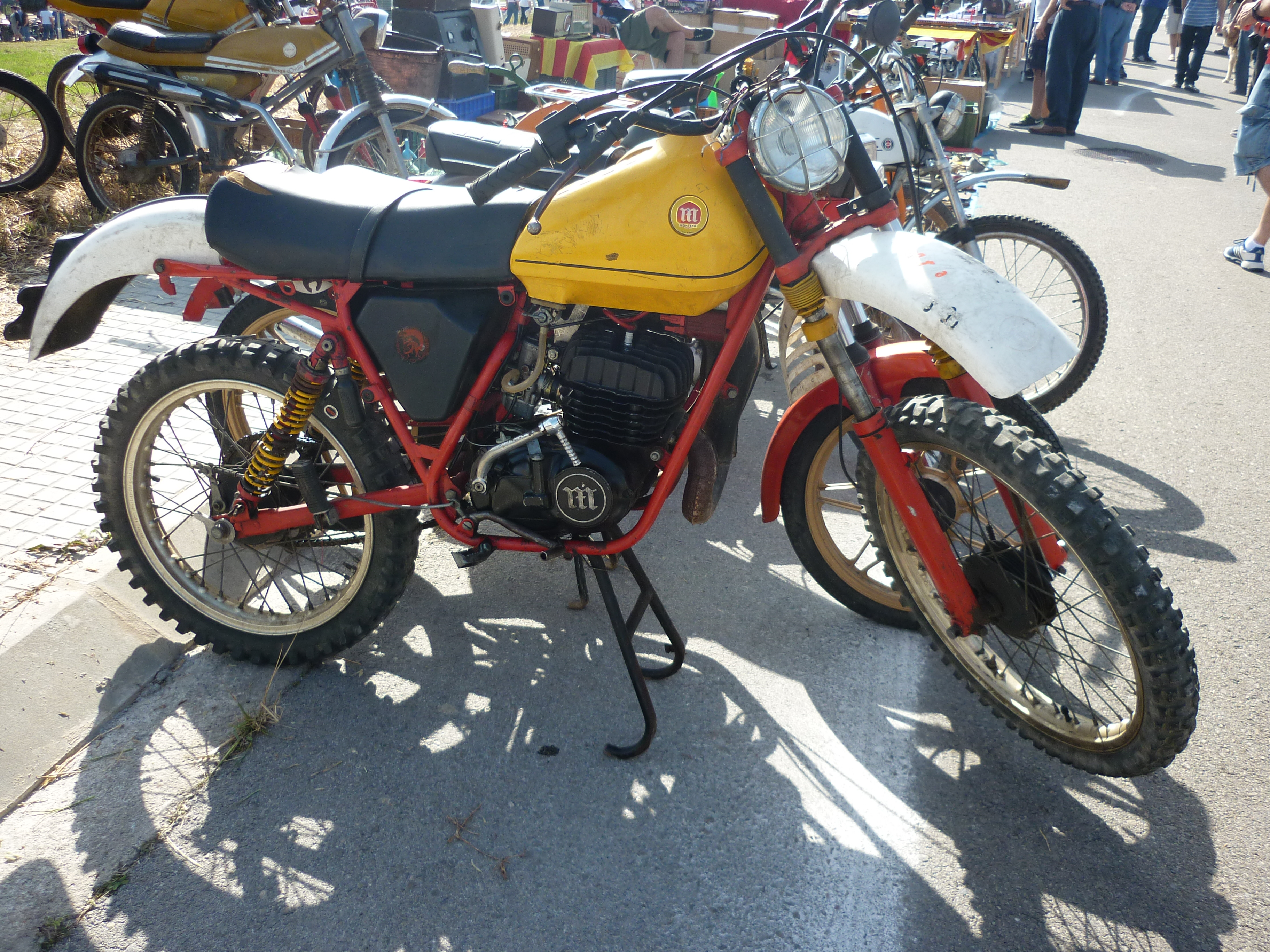 Montesa 125 H6 1978 wallpapers #139152