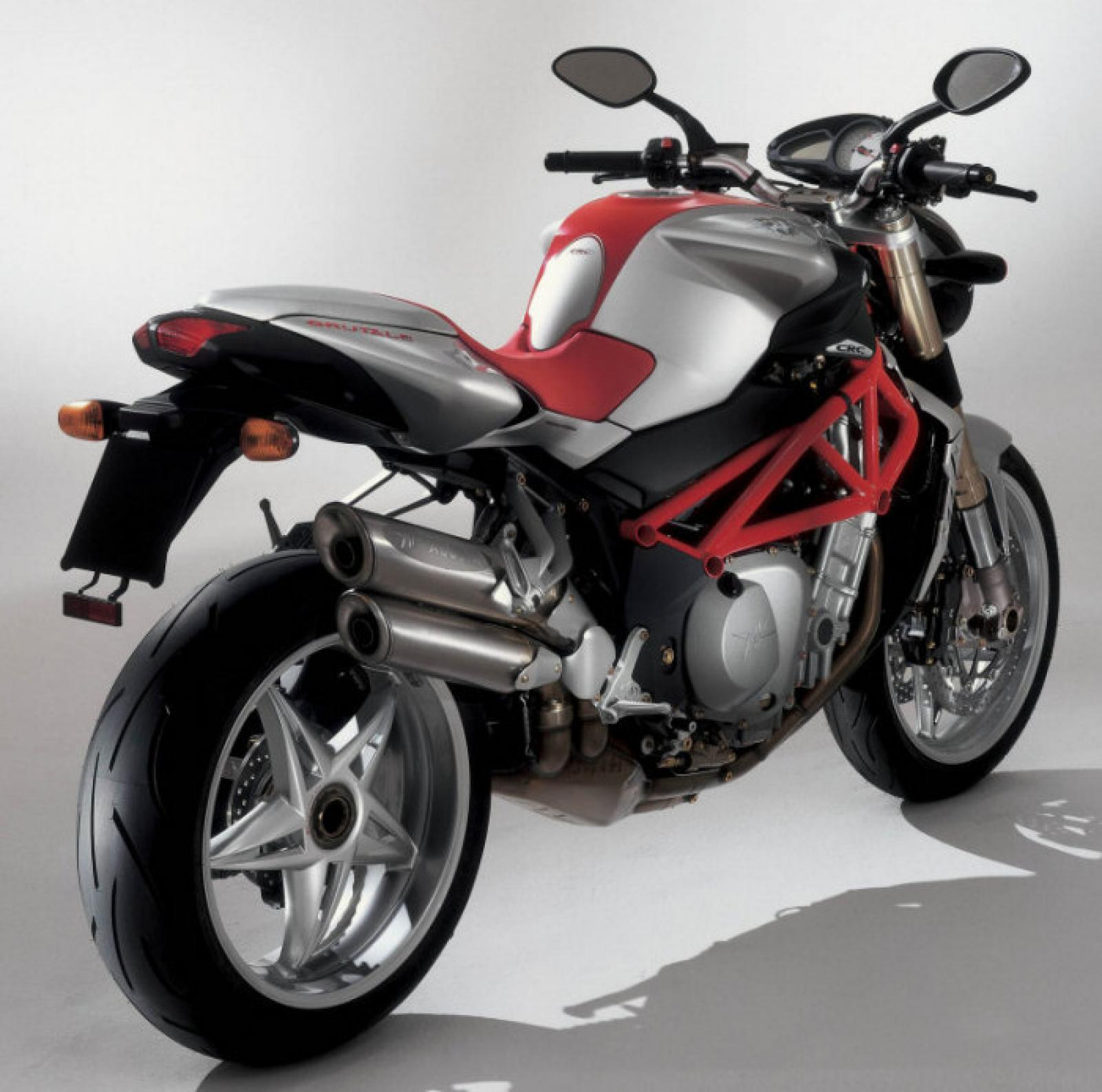MV Agusta Brutale Gladio 2008 wallpapers #140345
