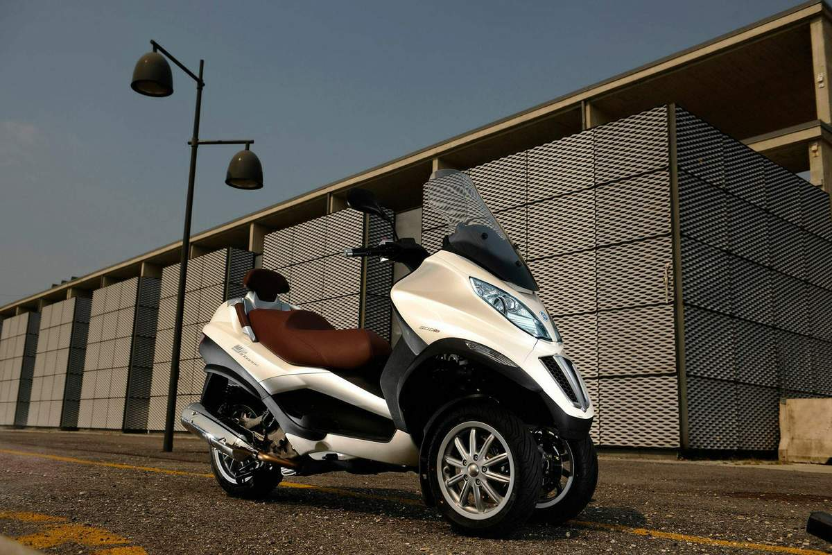 Piaggio MP3 Touring 125 images #120350