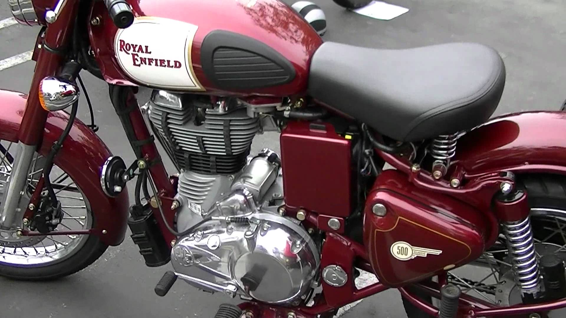 Royal Enfield Bullet 500 Classic images #124005