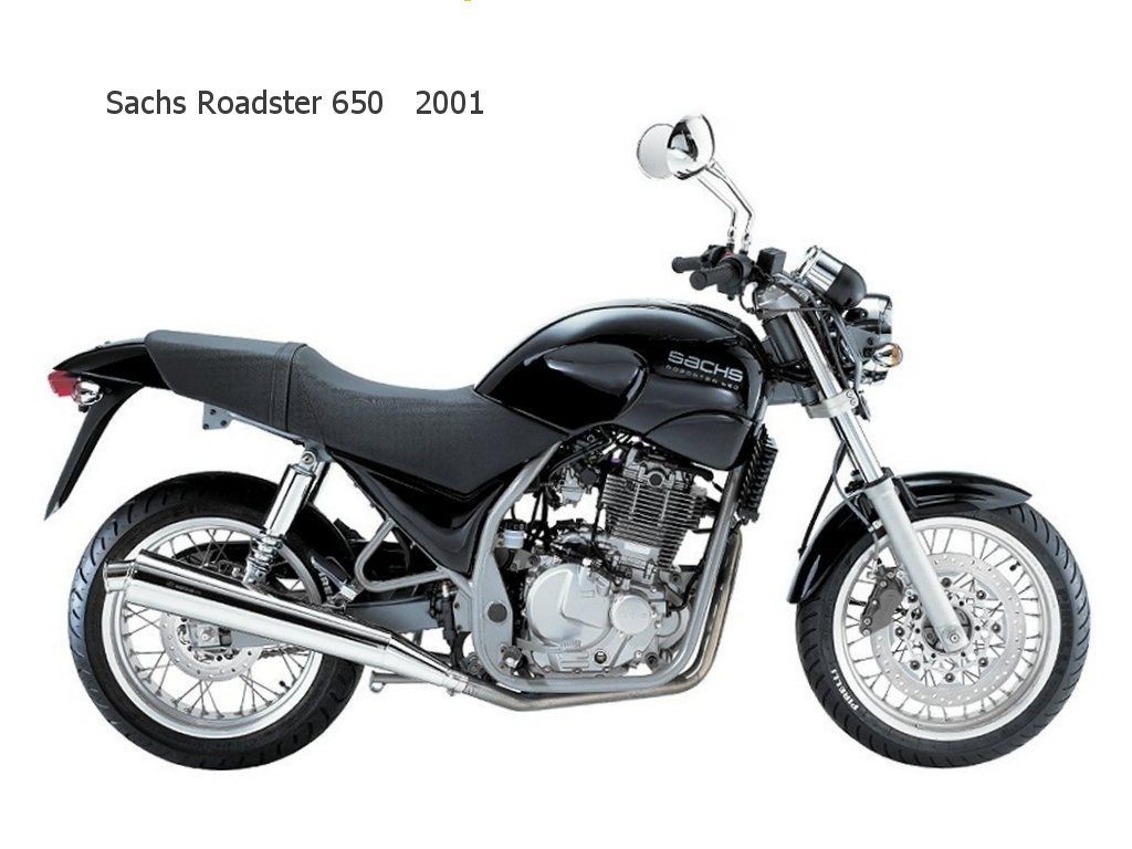 Sachs Roadster 800 2004 images #124605