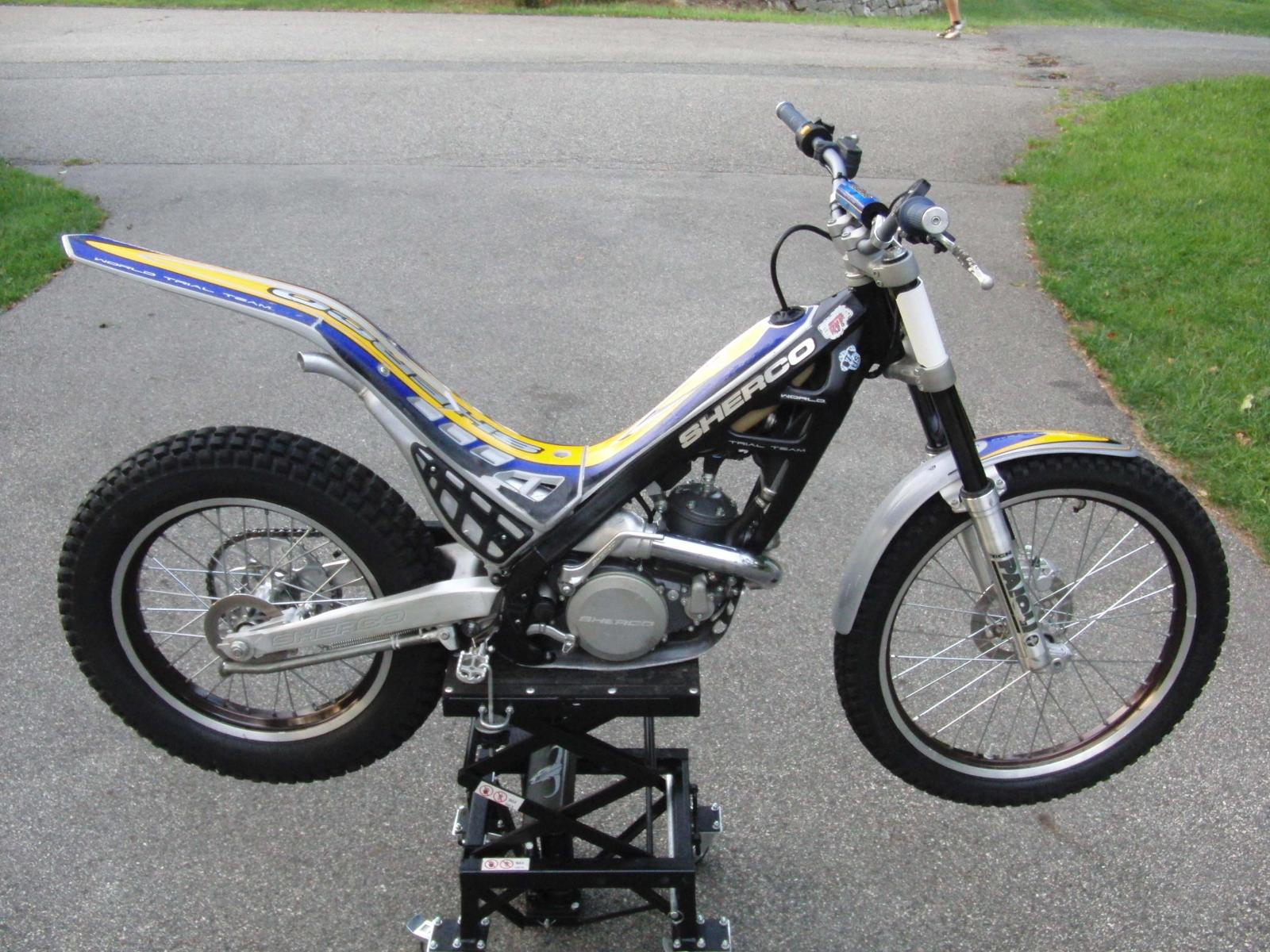 Sherco 0.5 2002 images #124505