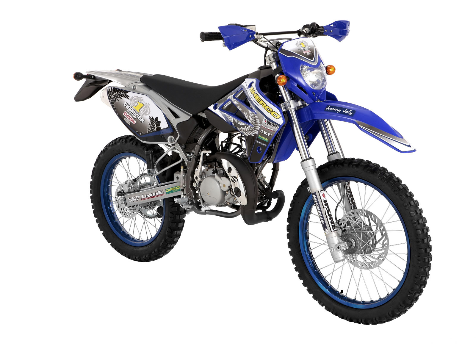 Sherco 3.2 4T 2008 wallpapers #129530