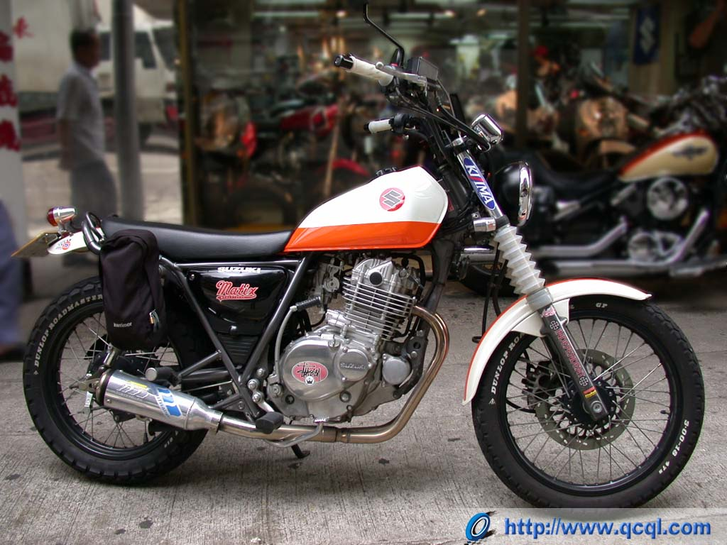 1996 suzuki gn 250 pics specs and information. Black Bedroom Furniture Sets. Home Design Ideas