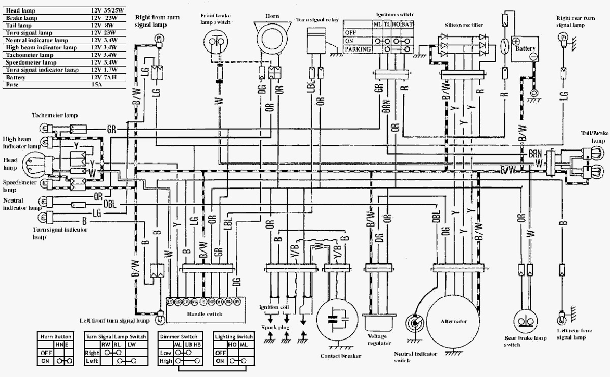 Suzuki Wagon R Wiring Diagram Explained Diagrams Engine Stereo Gs550