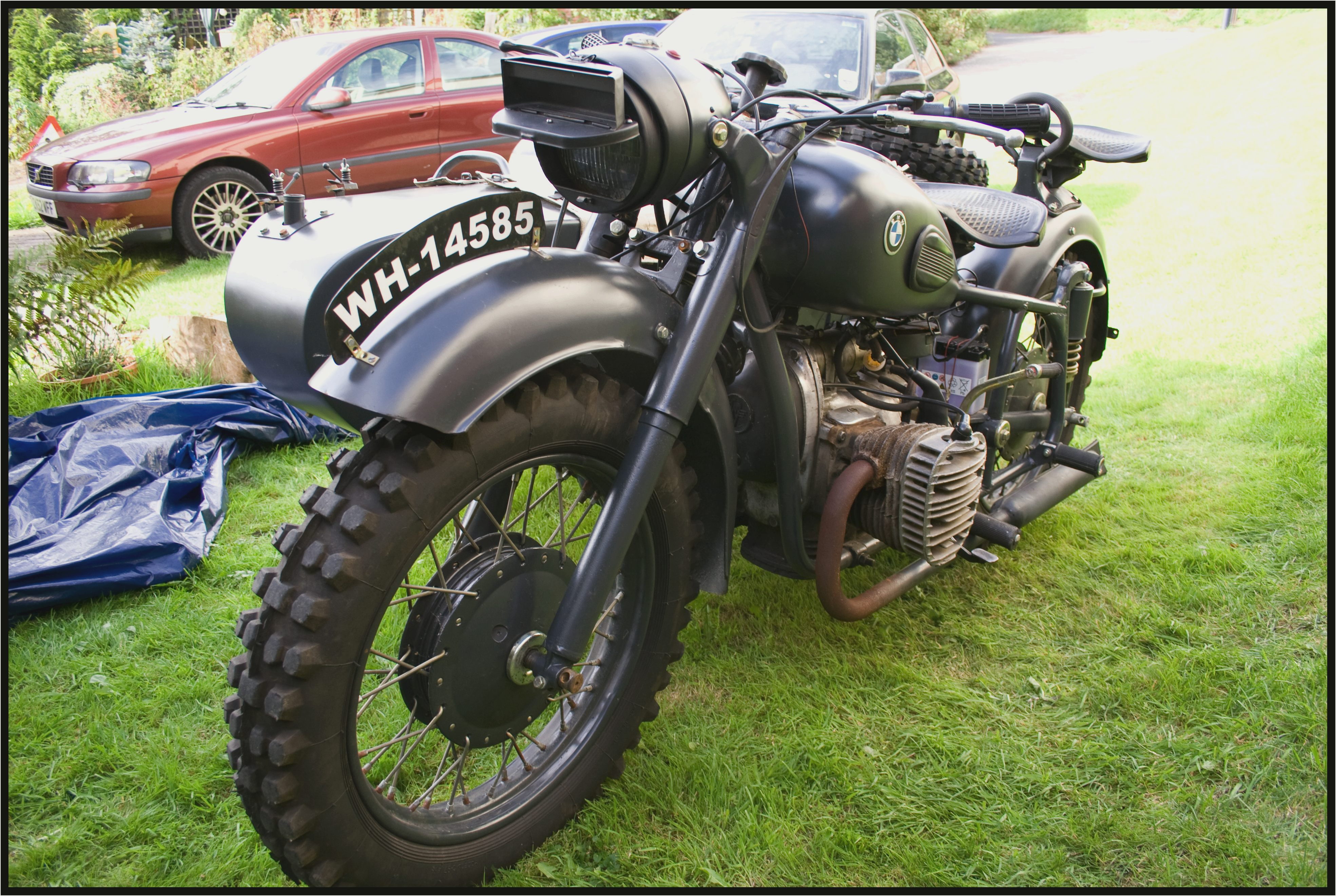 Ural M-63 with sidecar 1971 images #127353