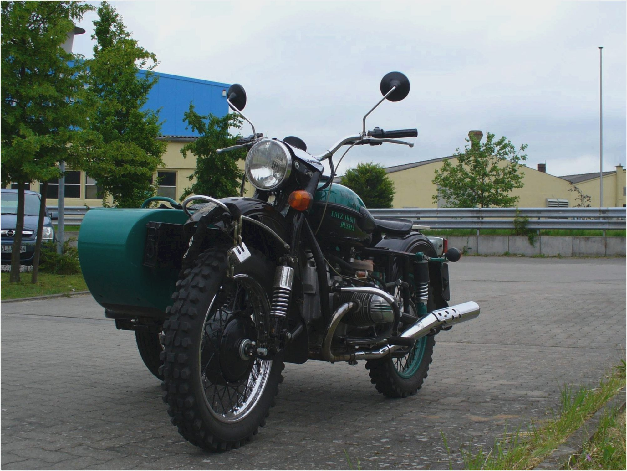 Ural Tourist 2006 wallpapers #132215