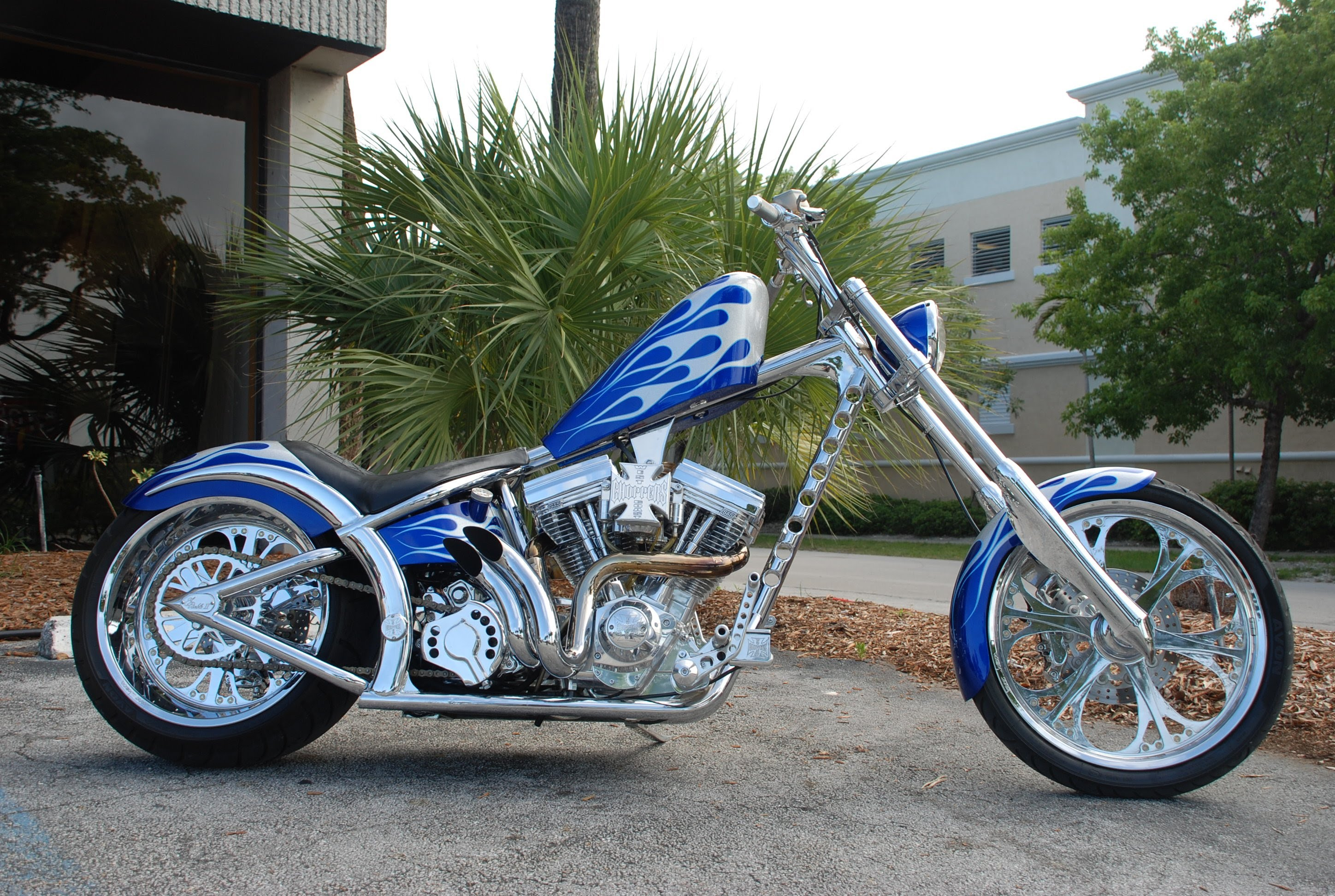 West Coast Choppers El Diablo Swingarm 2010 wallpapers #141728