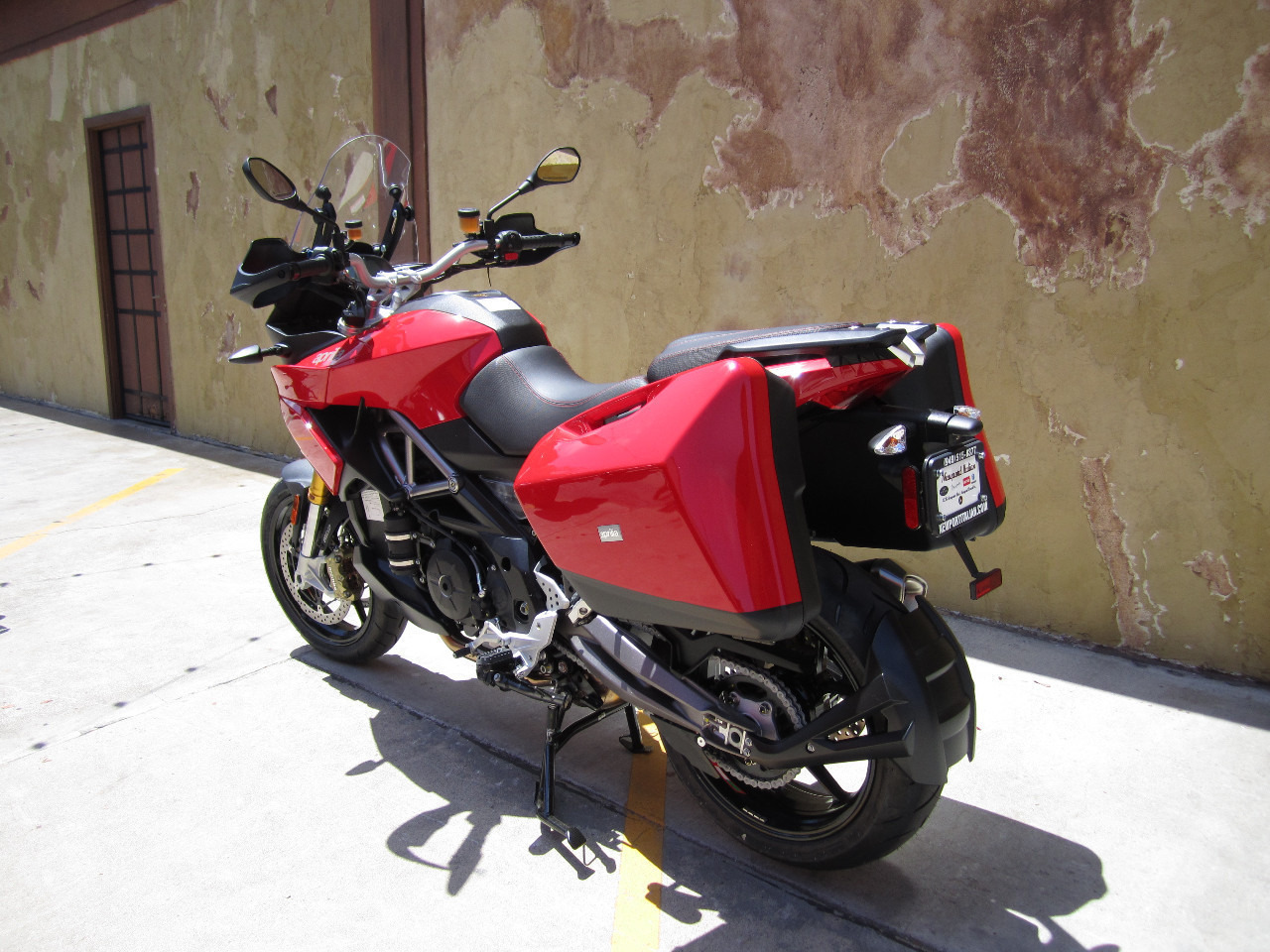 Aprilia Caponord 1200 ABS Travel Pack pics #8310