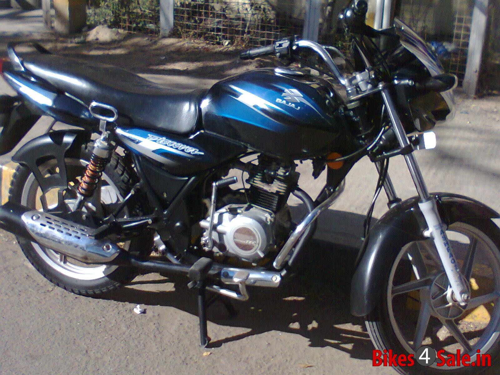 2007 Bajaj Discover  Pics  Specs And Information