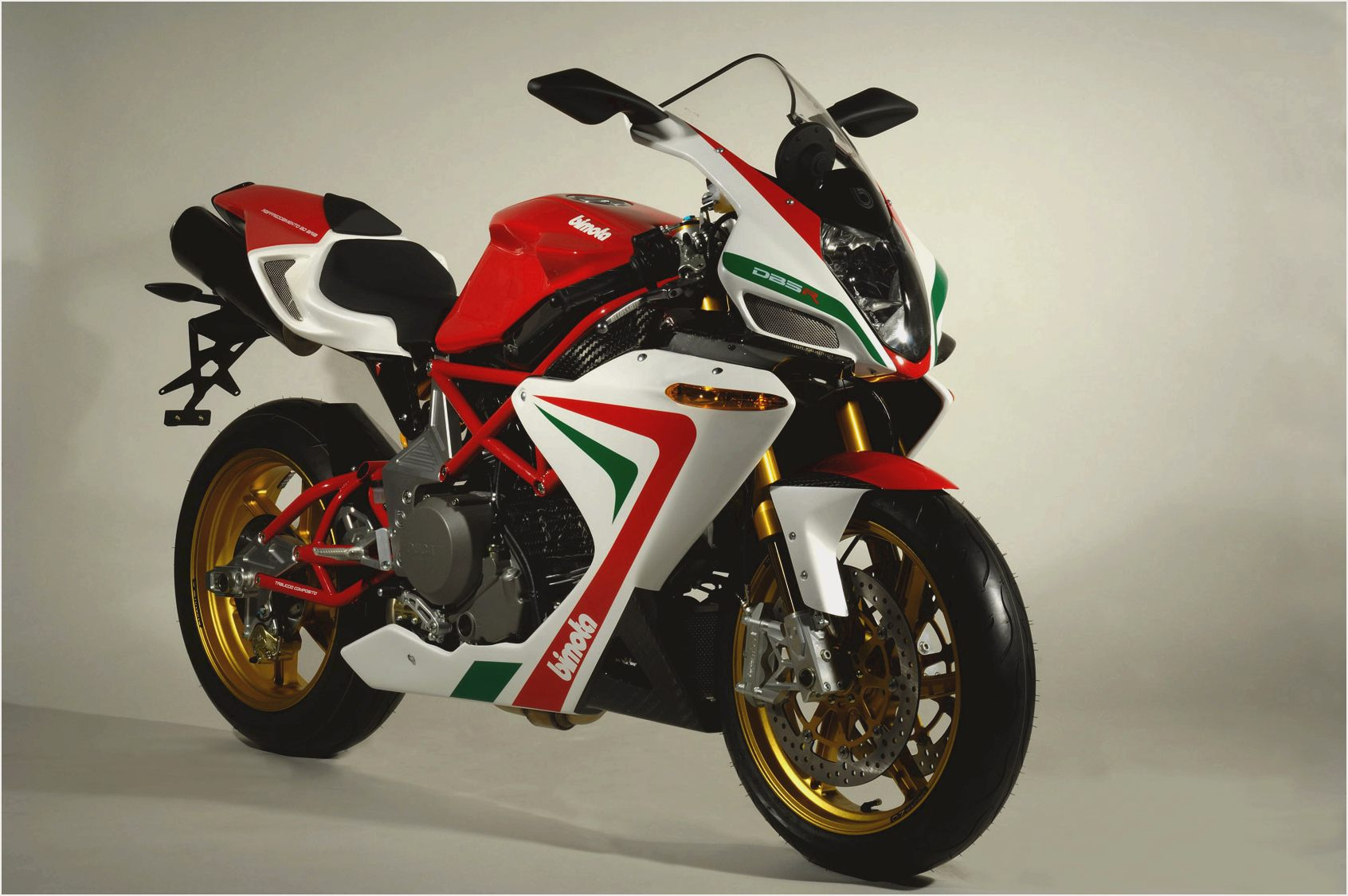 Bimota YB 10 Dieci Biposto 1991 wallpapers #137067