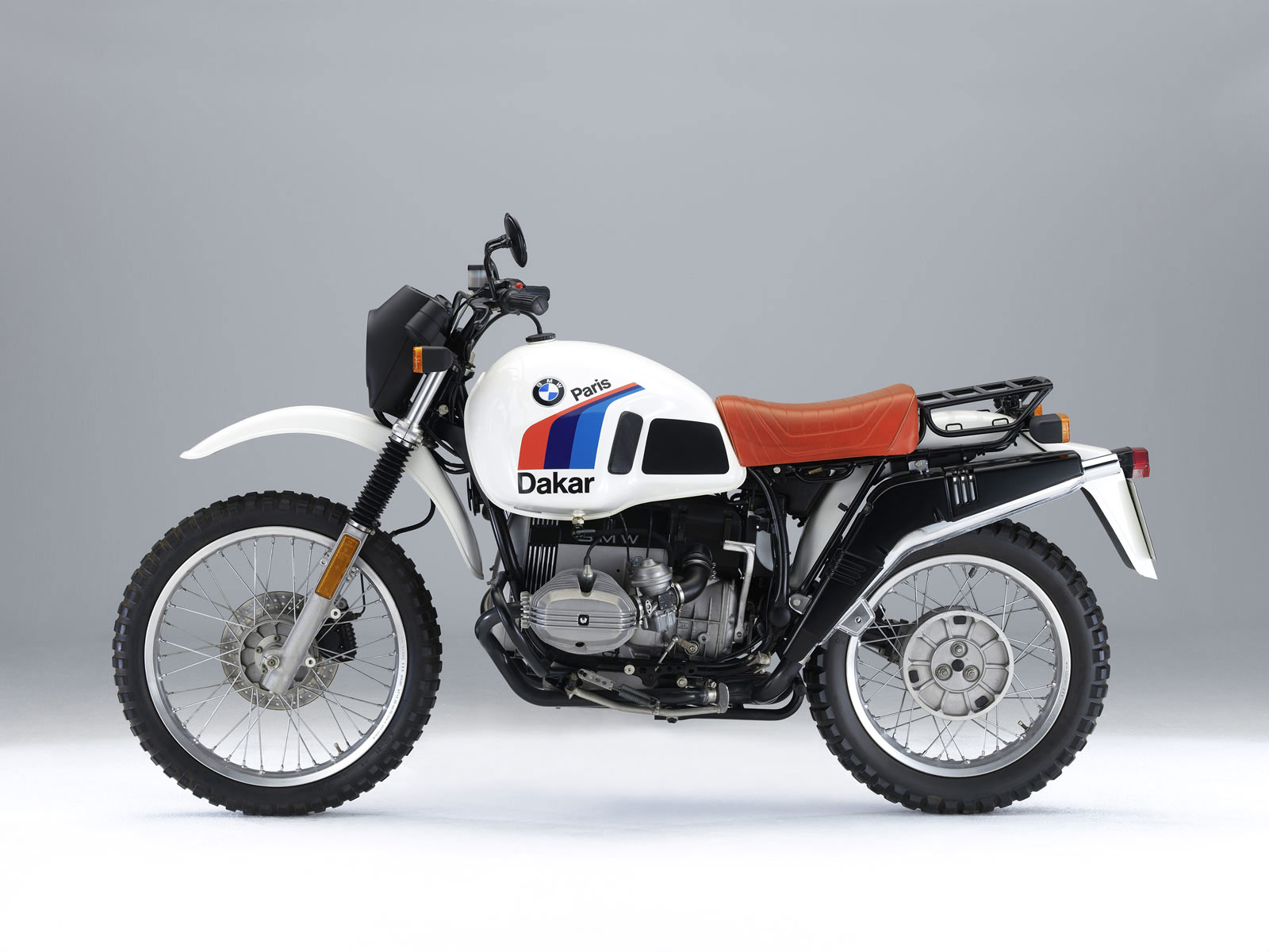 BMW R100GS Paris-Dakar images #7528