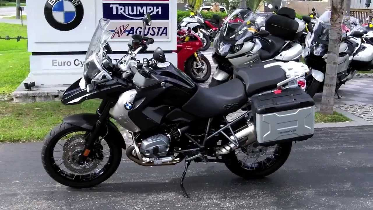 BMW R1200GS Triple Black images #8708