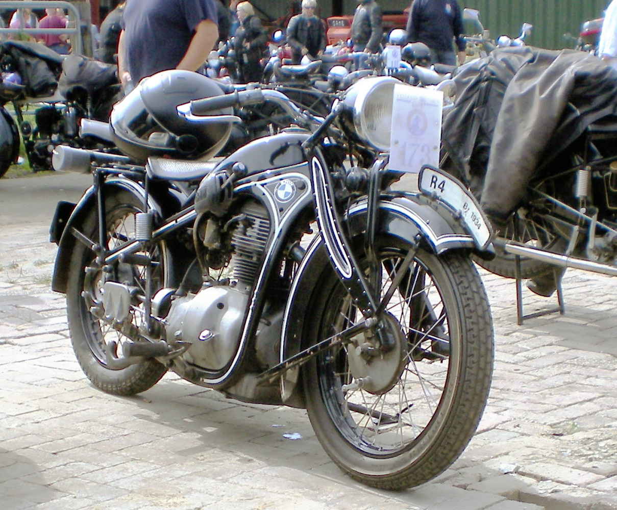 BMW R2 Series 3 1934 images #76817