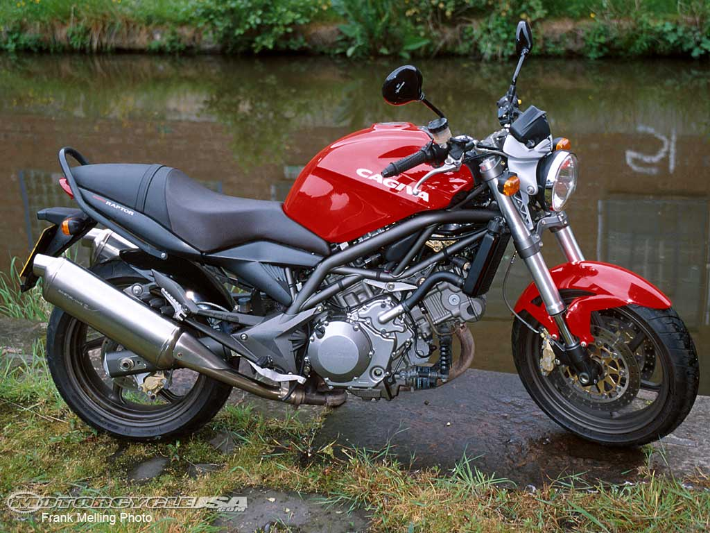 Cagiva Xtra Raptor 1000 images #68022