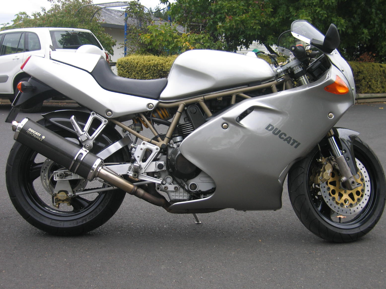 Ducati 900 SS FE 1998 wallpapers #156305