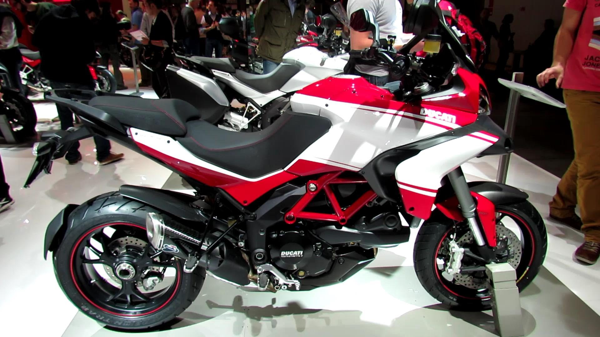 Ducati Multistrada 1200 S Pikes Peak Edition wallpapers #13079