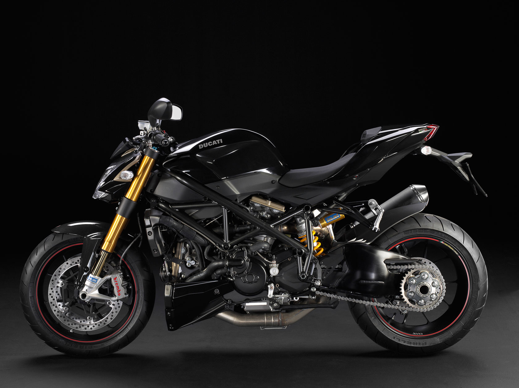 Ducati Streetfighter 2009 wallpapers #12979