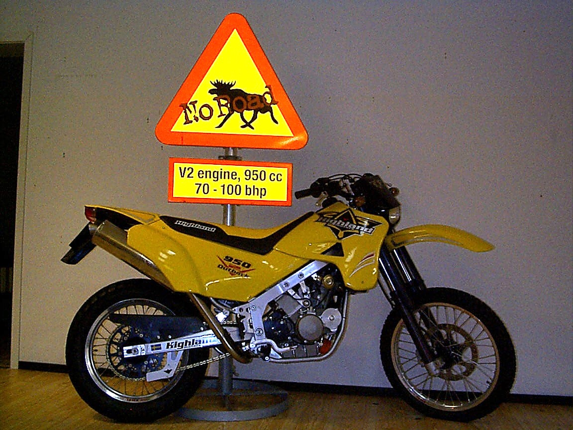 Highland 950 V2 Outback Supermoto 2008 images #169799