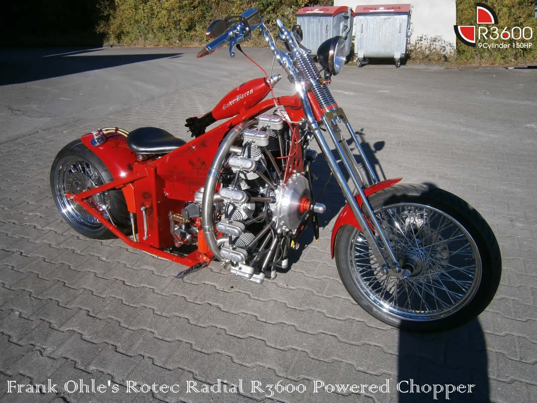 JRL Radial Engine images #100421