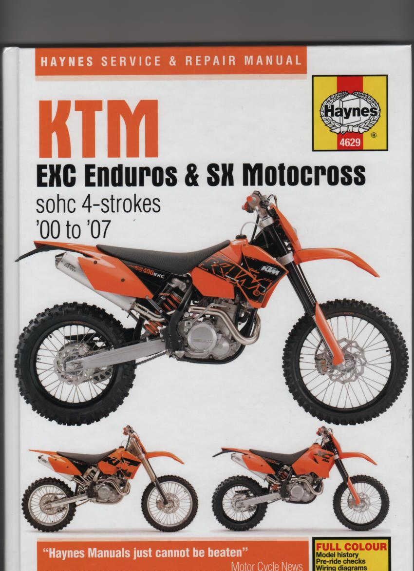 Ktm 400 Exc Racing Pics Specs And List Of Seriess By Year 530 Wiring Diagram 174955