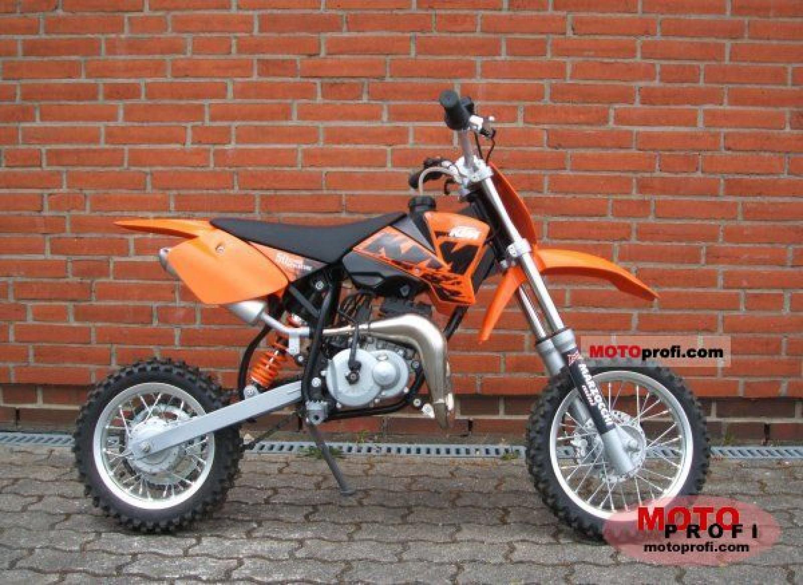 KTM 50 Senior Adventure 2007 wallpapers #135283