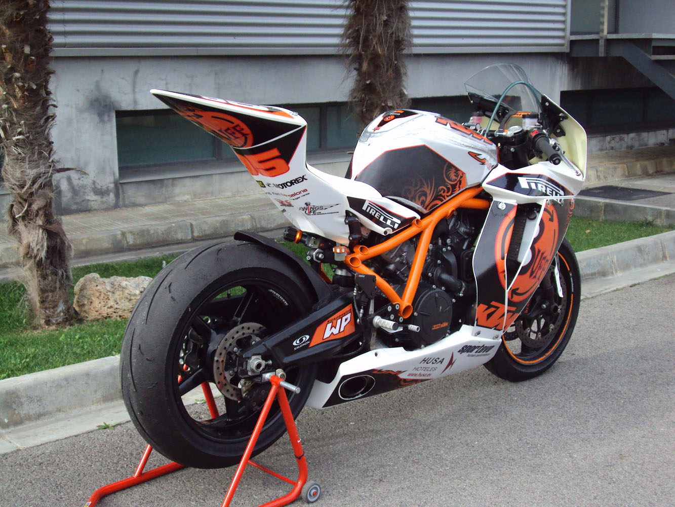 KTM RC8 2009 wallpapers #135483