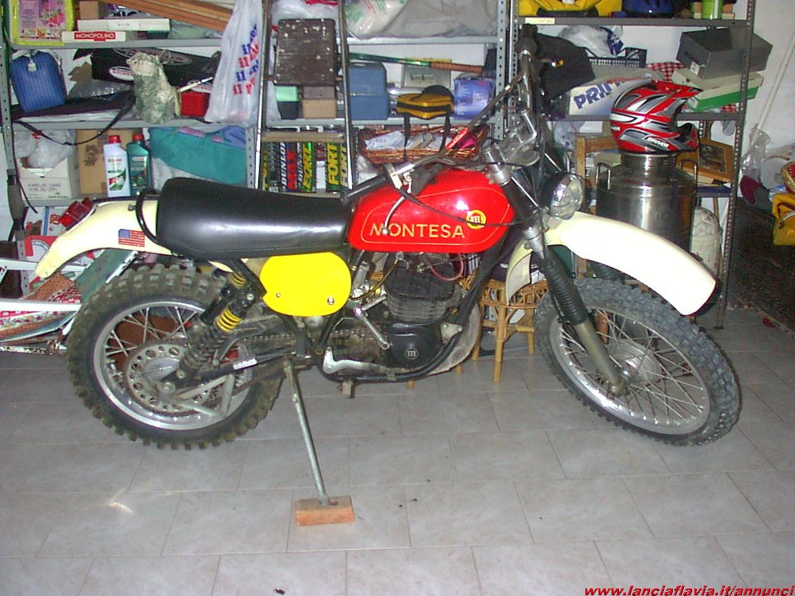 Montesa 250 King Scorpion 1972 images #105656