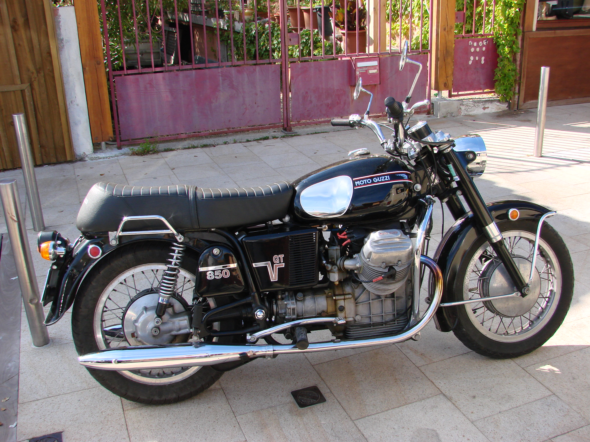 Moto Guzzi 850 California images #107149