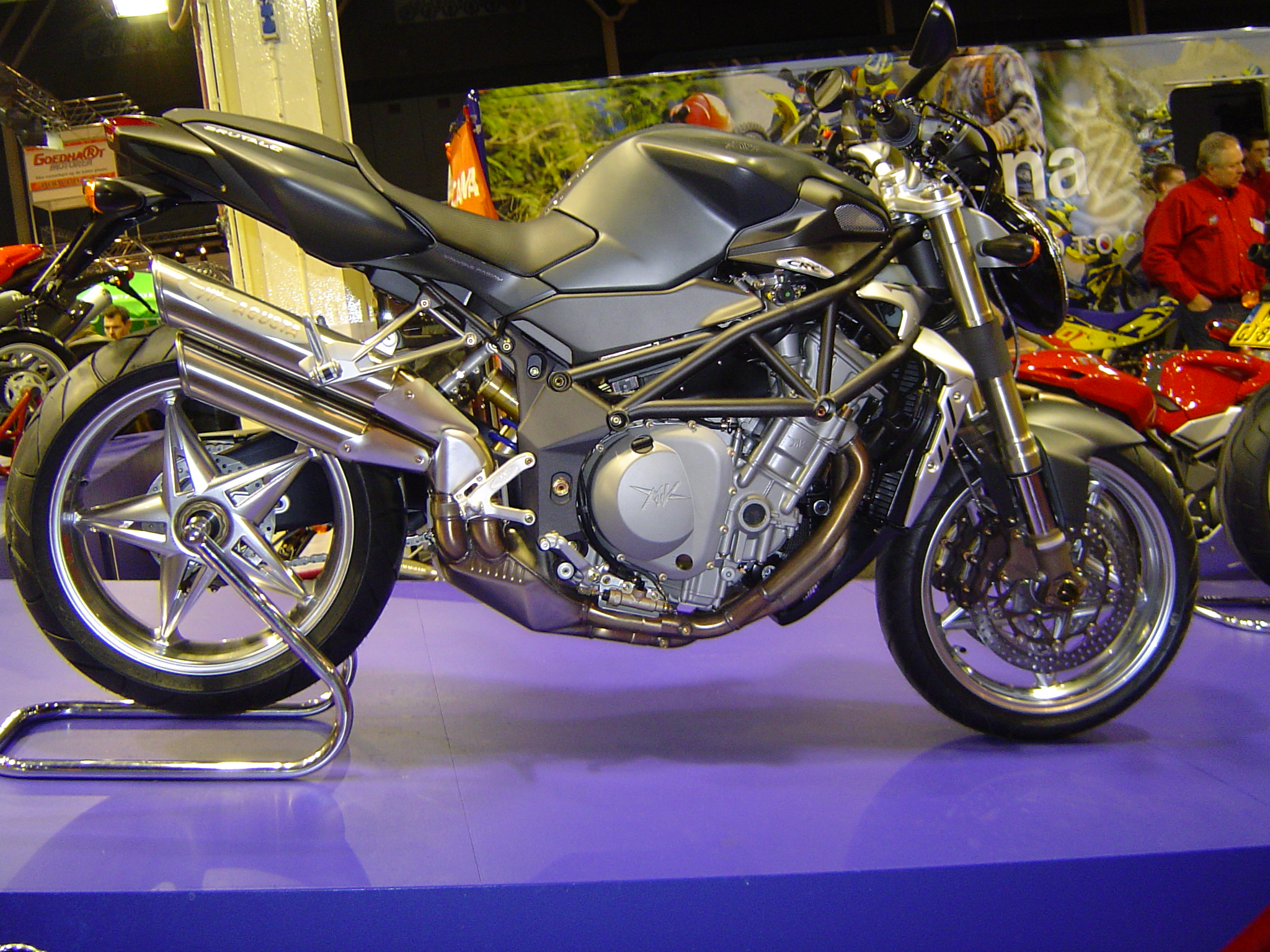 MV Agusta 750 S images #113254