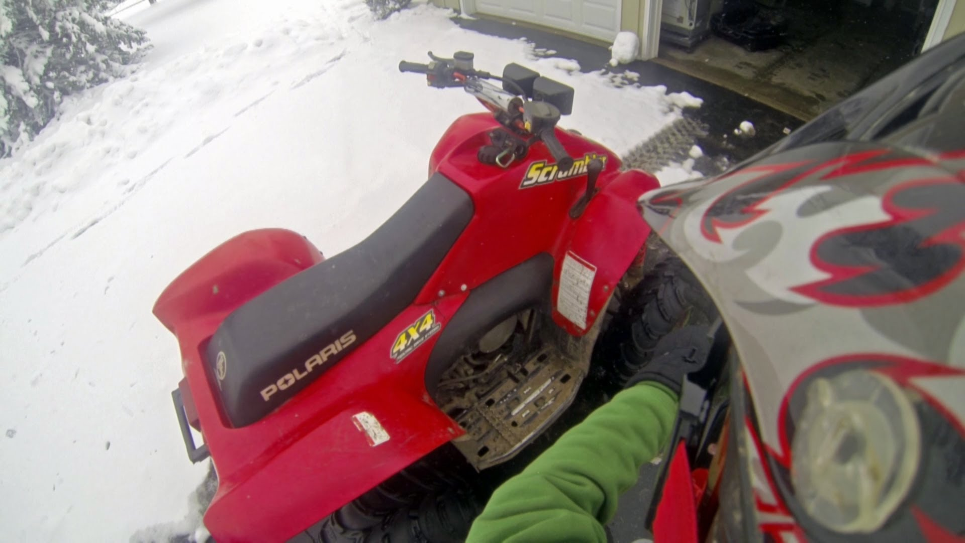 Polaris Scrambler 400 images #158389