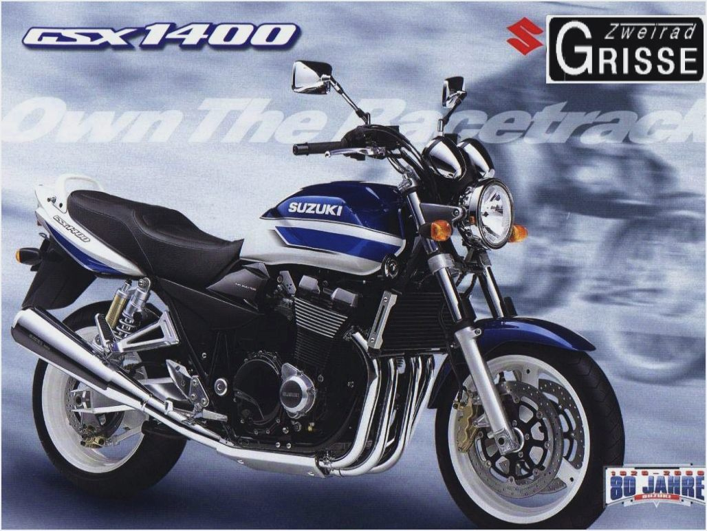 Suzuki GSX 1400 2006 wallpapers #160474