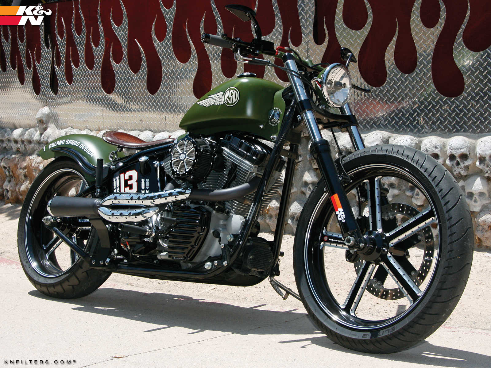 Walz Hardcore Cycles Barracuda 2007 wallpapers #131517