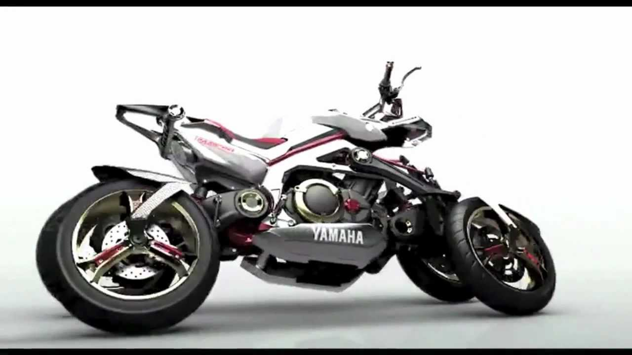 Yamaha Tesseract Concept 2007 wallpapers #136271
