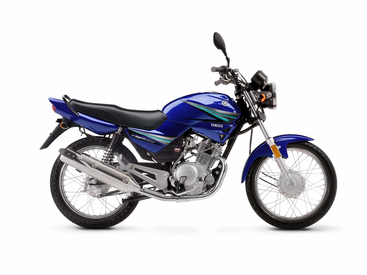 yamaha yb 125 e pics specs and list of seriess by year. Black Bedroom Furniture Sets. Home Design Ideas