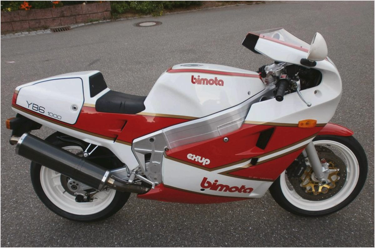 Bimota YB 10 Dieci Biposto 1991 wallpapers #137068