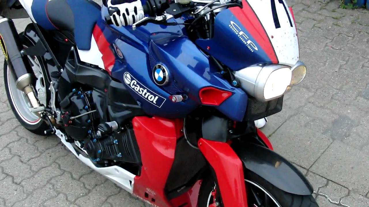 BMW K1200R Cupracer 2005 wallpapers #133008