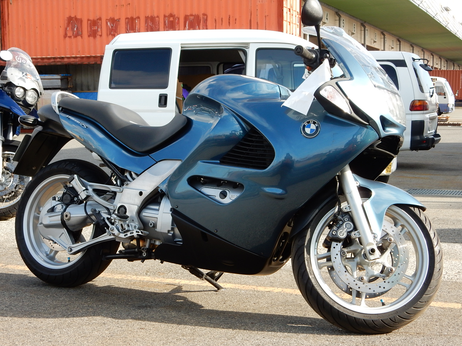 BMW K1200RS 2003 images #6932