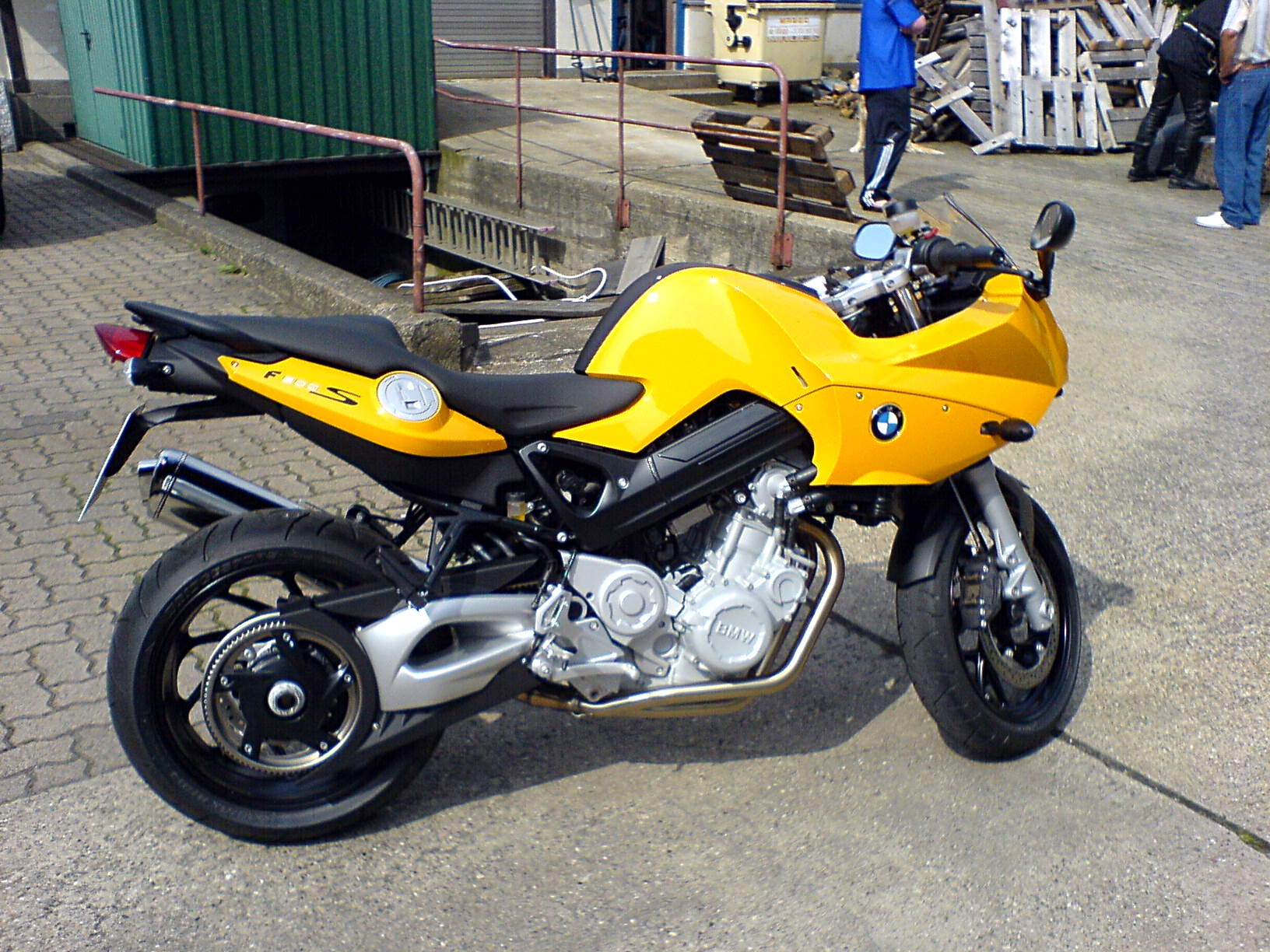 BMW K1200RS 2006 images #7429