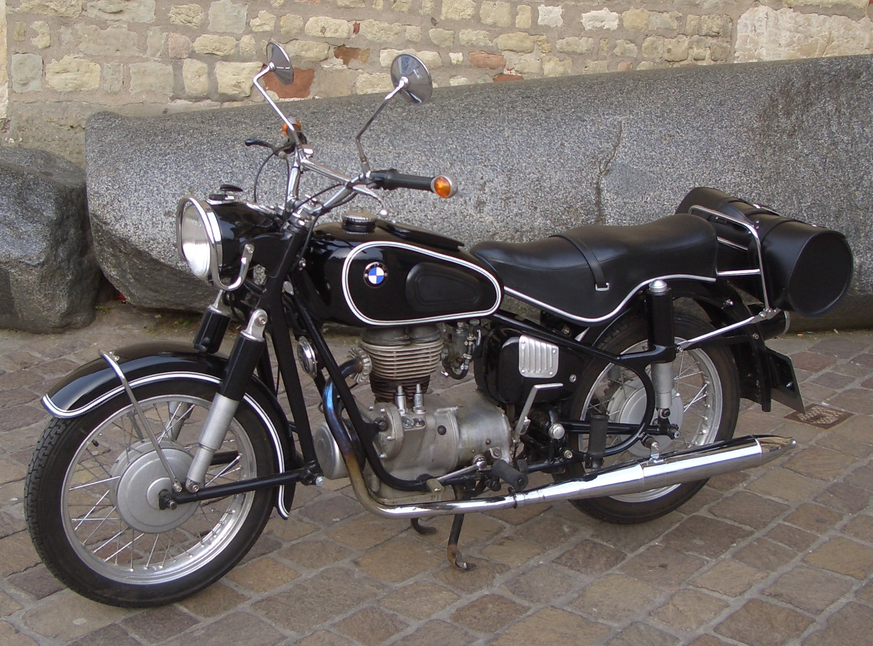 BMW R60 1960 wallpapers #172077