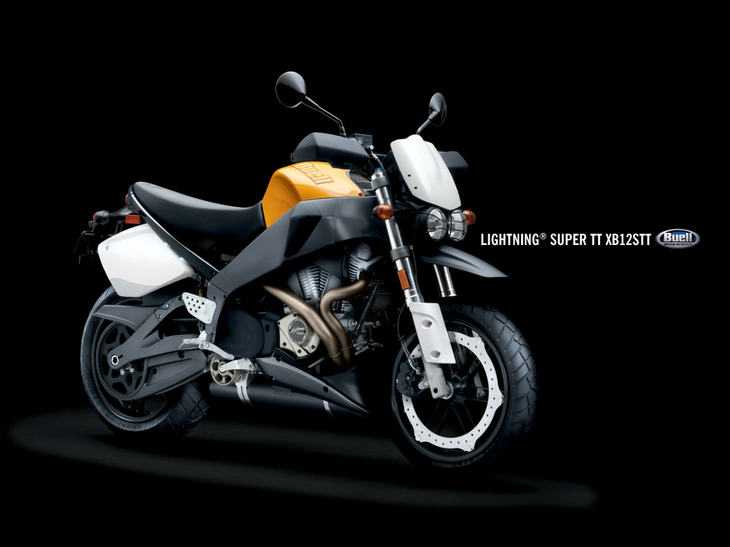 Buell Lightning Super TT XB12STT 2007 images #66347