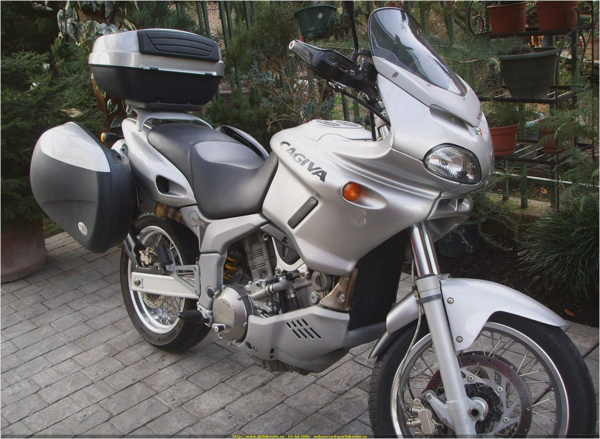 Cagiva Navigator 1000 2002 images #162850